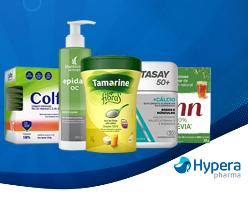 20% OFF em todo o site Hypera Pharma!
