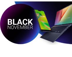 Black November: Até 50% OFF na seleção.
