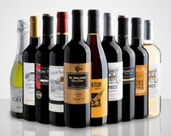 Compre 4 ou + vinhos ganhe 10% OFF + Frete Grátis para 1° compra!
