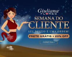 Semana do Cliente 20% + Frete em lista especial
