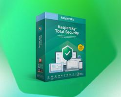 10% OFF cumulativo em todos os produtos Kaspersky!